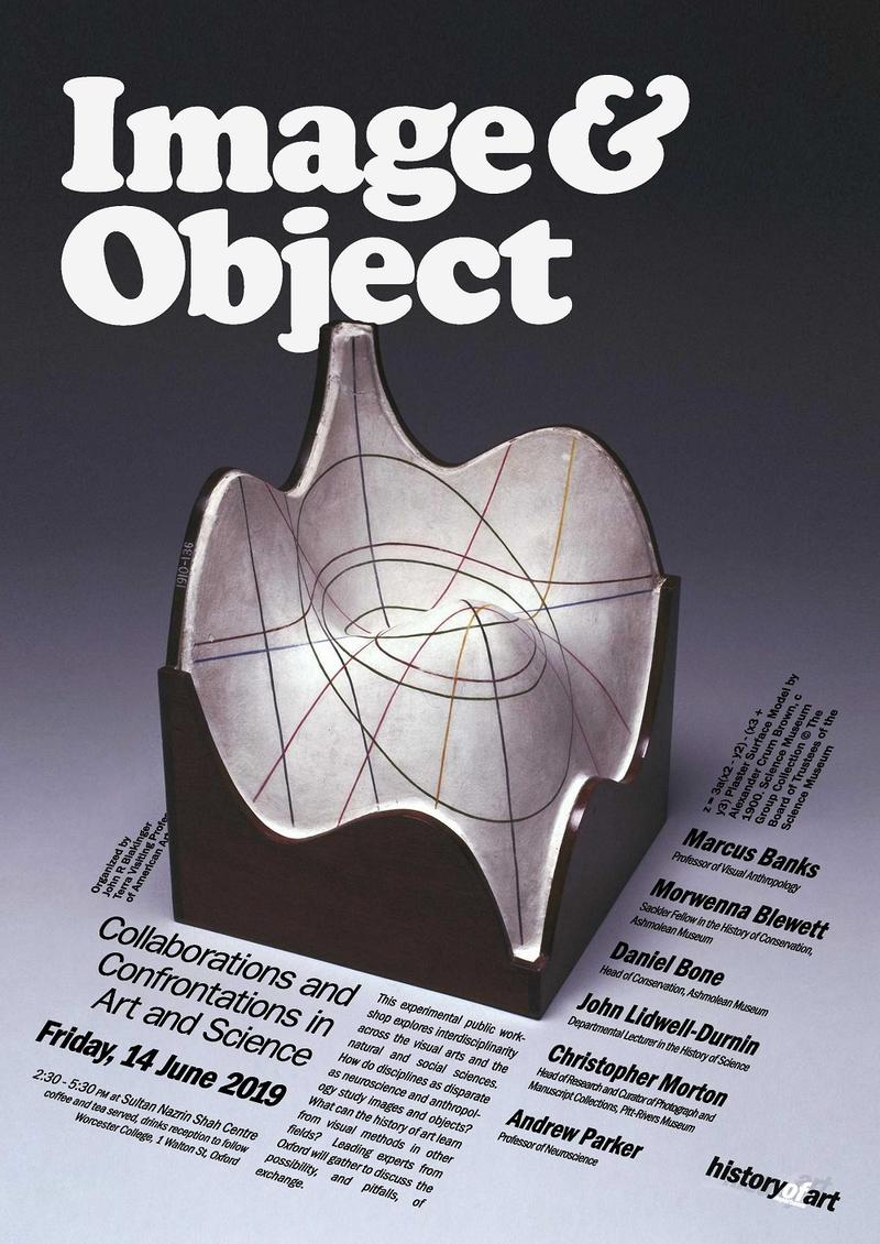 Image and Object 2019