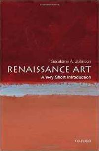 Book Cover for Renaissance Art: A Very Short Introduction by Geraldine Johnson